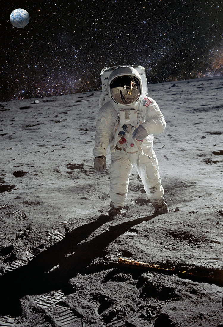 50th anniversary of the arrival of Apollo 11 to the Moon